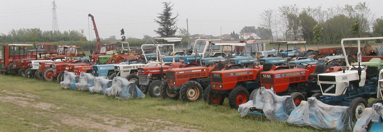 Vendita trattori agricoli usati agriver sas arcole for Attrezzi agricoli usati piemonte