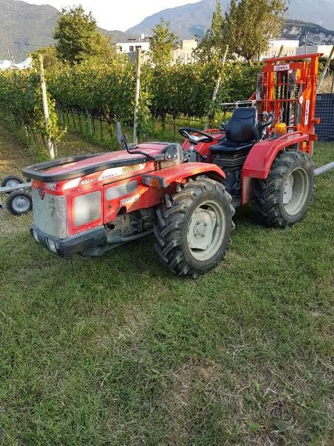Vendita trattori agricoli usati agriver sas arcole for Cerco motorino usato in regalo