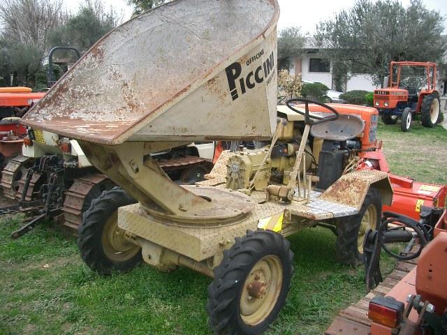 Vendita attrezzature agricole usate agriver sas arcole for Romana diesel trattori usati